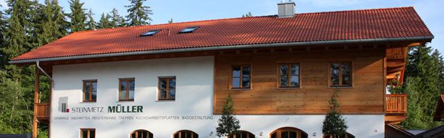 Steinmetz Müller Gebäude