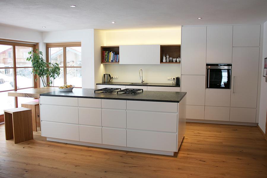 Küchenarbeitsplatte Steel Grey 2
