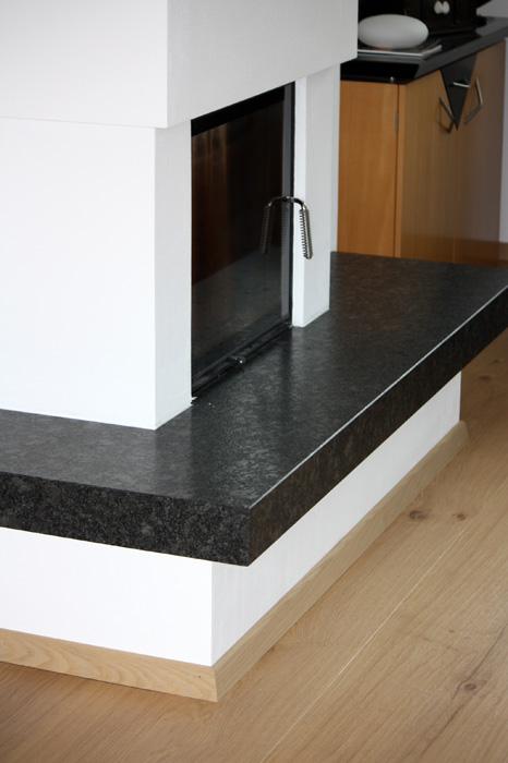 Küchenarbeitsplatte Steel Grey Granit 1